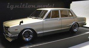 Nissan Skyline 2000 GT-R (PGC10) Gold (ミニカー)