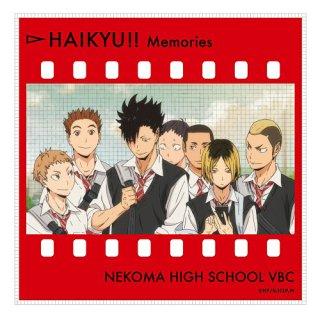 Haikyu Memories Microfiber Mini Towel Nekoma High School Anime Toy Hobbysearch Anime Goods Store Nekoma was founded in 1905. haikyu memories microfiber mini towel