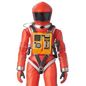 MAFEX No.034 MAFEX SPACE SUIT ORANGE Ver. (ドール)