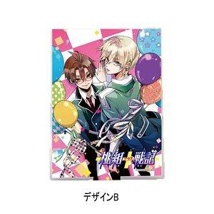 桃組プラス戦記 ハンドミラー デザインB (キャラクターグッズ)