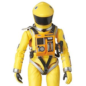 MAFEX No.035 MAFEX SPACE SUIT YELLOW Ver. (ドール)