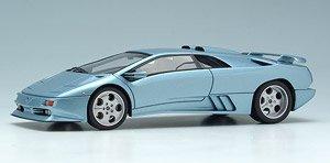 Lamborghini Diablo SE30 JOTA 1993 ライトブルーメタリック (ミニカー)