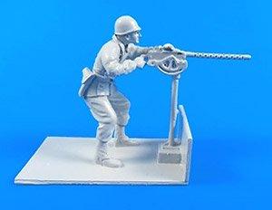M29 ウィーゼル用 M2ブラウニング 射撃手 (CMK用) (プラモデル)