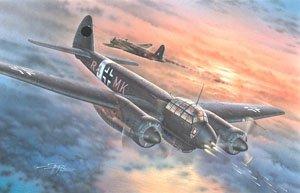 Ju88C-4 夜間戦闘機 (プラモデル)