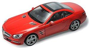 メルセデスベンツ SL500 ハードトップ (レッド)