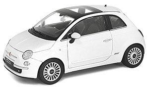 フィアット 500 2007 (ホワイト)