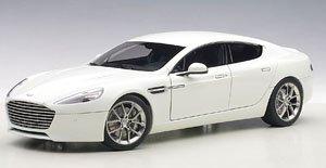 アストンマーチン ラピード S 2015 (ホワイト) (ミニカー)