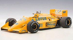 ロータス 99T ホンダ F1 日本GP 1987 #11 中嶋悟 (ミニカー)