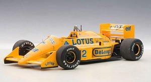 ロータス 99T ホンダ F1 日本GP 1987 #12 アイルトン・セナ (ミニカー)