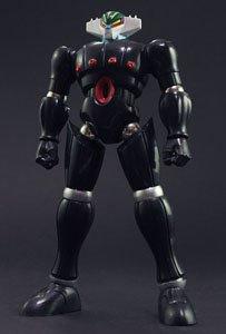 ダイナマイトアクションS! No.1EX 鋼鉄ジーグ ブラックVer. &パーンサロイド (完成品)