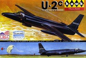 アメリカ空軍 高高度偵察機 U-2C (プラモデル)