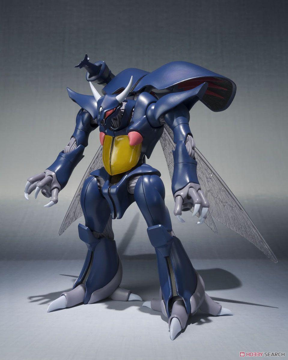 ROBOT魂 < SIDE AB > ボゾン (マーベル機) (完成品)