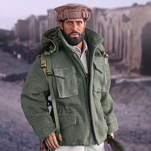 The Soviet - Afghan War 1980s Afghanistan Civilian Fighter 2 - Arbaaz (ドール)