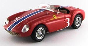 フェラーリ 500 モンディアル パームスプリングス1955 #7 B.Kessier シャシーNo.0448 (ミニカー)