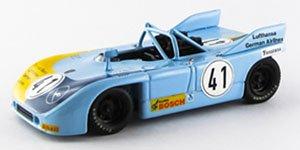ポルシェ 908/03 1972 #41 ニュルブルクリンク インターセリエ R.Jost