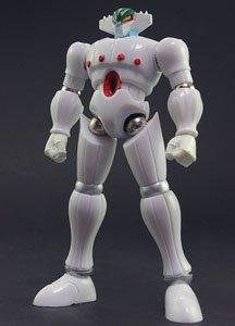ダイナマイトアクションS! No.1EX 鋼鉄ジーグ ホワイトVer. &パーンサロイド (完成品)
