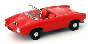 Lightburn Zeta Sports Roadster 1964 レッド (ミニカー)