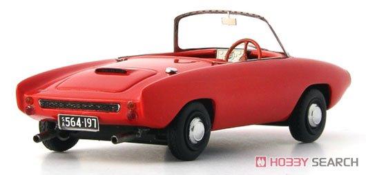 Lightburn Zeta Sports Roadster 1964 レッド (ミニカー)