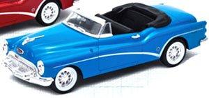 BUICK SKYLARD 1953 コンバーチブル (ブルー) (ミニカー)