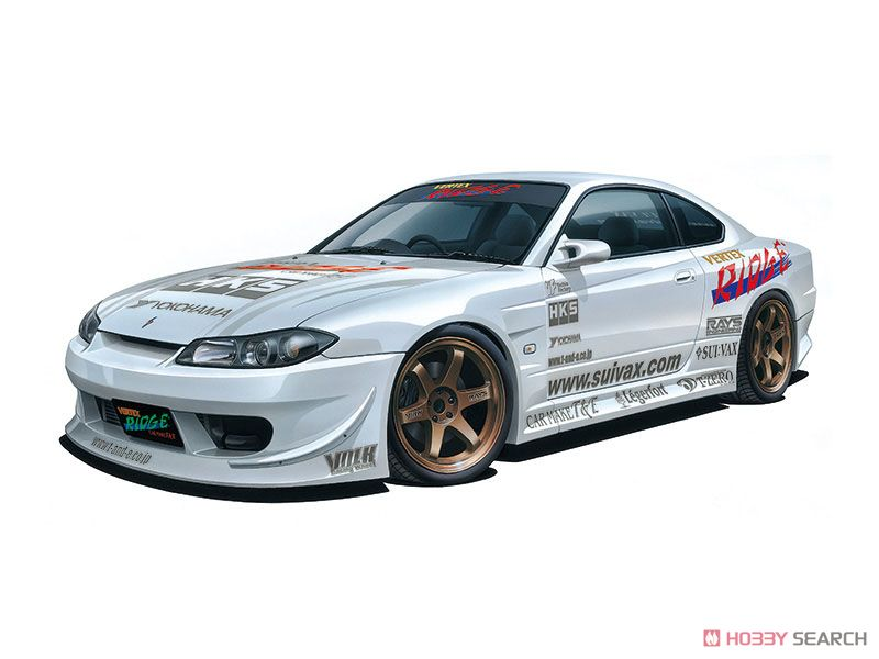 Vertex S15 Silvia `99 (Model Car) Other picture1