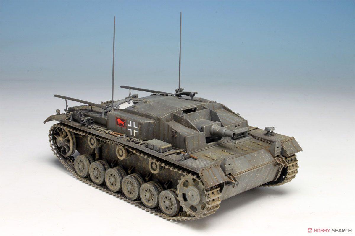 WW.II ドイツ軍 III号突撃砲E型 (プラモデル)