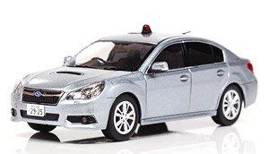 スバル レガシィ B4 2.5GT 2014 高知県警察交通部交通機動隊車両 (ミニカー)
