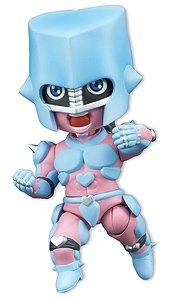 みにっしも TVアニメ『ジョジョの奇妙な冒険 ダイヤモンドは砕けない』 クレイジー・ダイヤモンド (フィギュア)