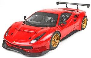 Ferrari 488 GT3 2015 (レッド) ケース付 (ミニカー)