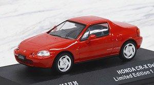 1992 ホンダ CR-X デルソル レッド (ミニカー)
