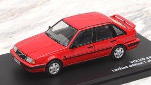 1988 ボルボ440 レッド (ミニカー)