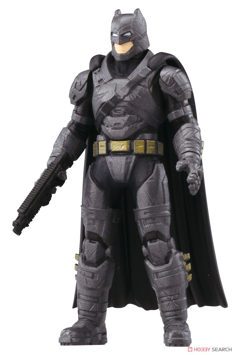 Metal Figure Collection DC Armored Batman (Completed) Item picture1