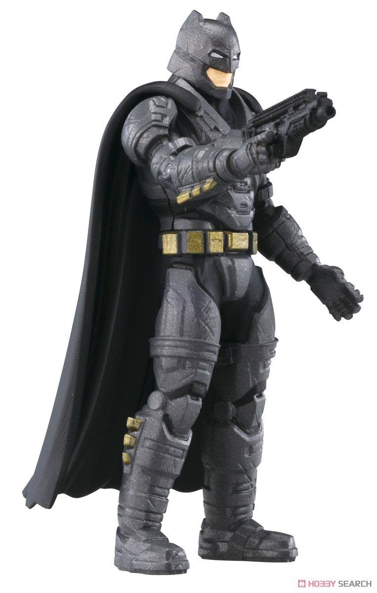 Metal Figure Collection DC Armored Batman (Completed) Item picture2