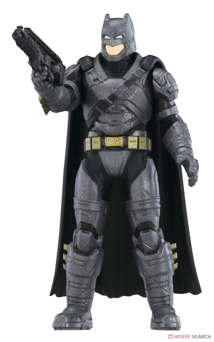 Metal Figure Collection DC Armored Batman (Completed) Item picture3
