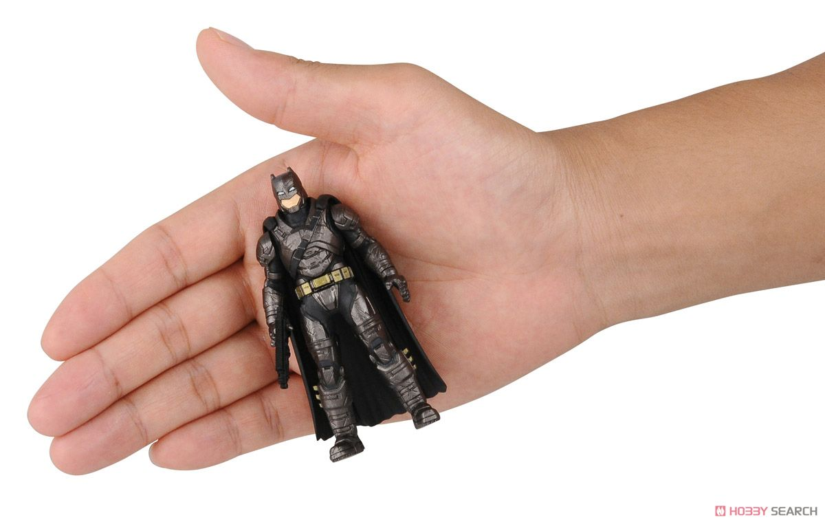 Metal Figure Collection DC Armored Batman (Completed) Other picture1