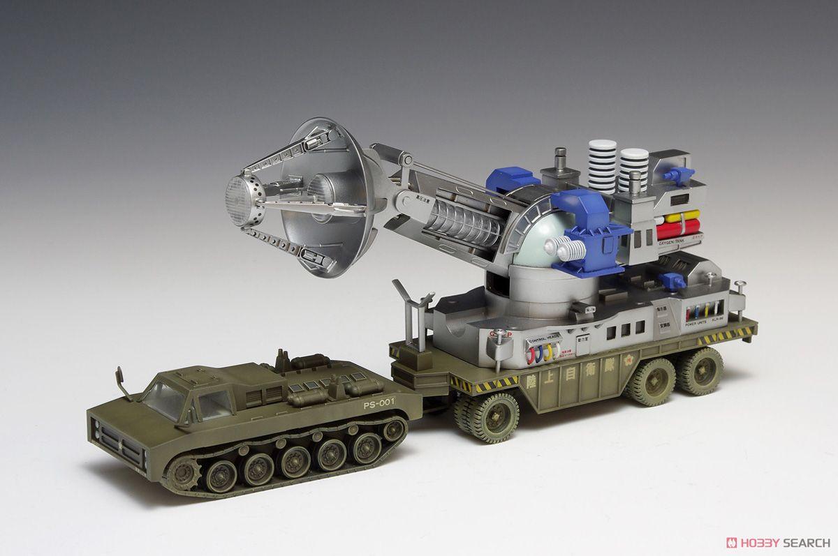 66式メーサー殺獣光線車 (プラモデル)