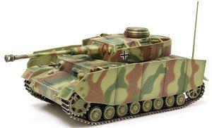 WW.II ドイツ軍 IV号戦車H型 中期型 1943年9月-11月生産型 1943年東部戦線 (完成品)