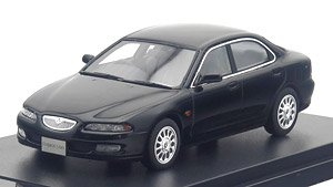 MAZDA EUNOS 500 20F (1994) ブリリアントブラック (ミニカー)