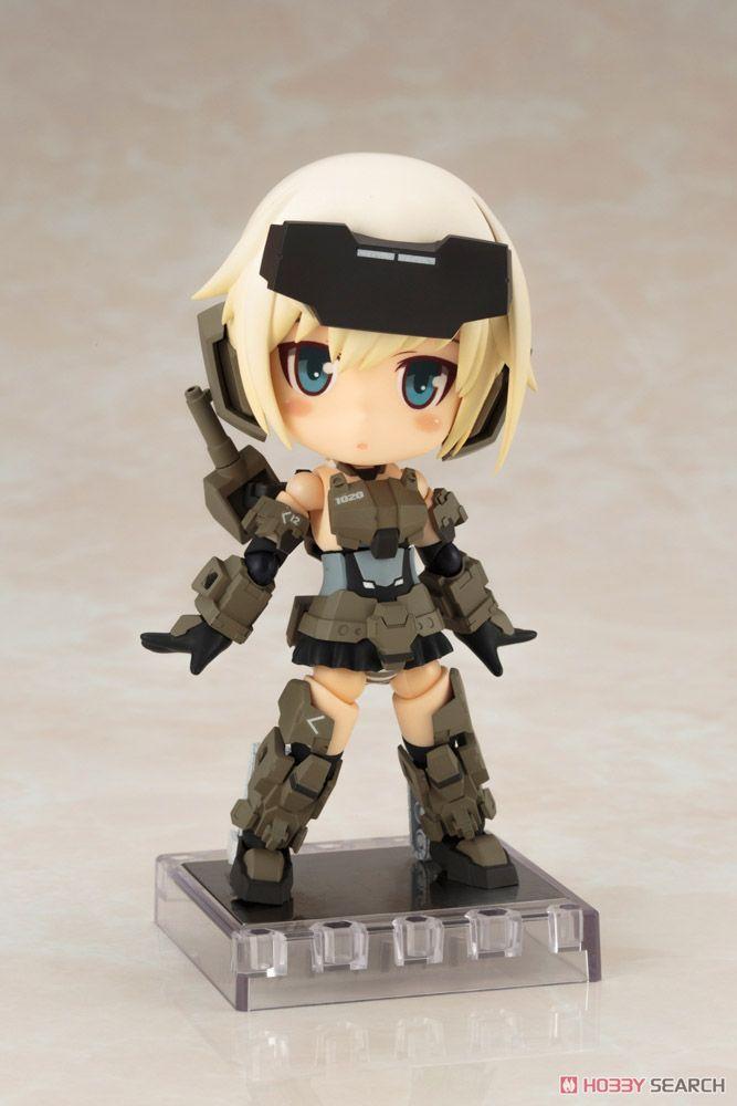 キューポッシュ FAガール 轟雷 (フィギュア)