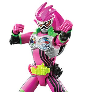 Kamen Rider Ex-Aid Action Gamer LVUR01 Figure From Japan Good Used w//Tracking#
