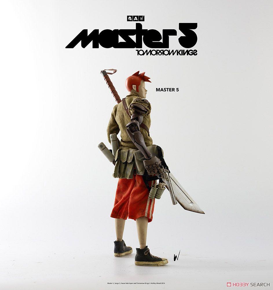 TOMORROW KINGS MASTER 5 (トゥモローキング マスター5) (完成品)