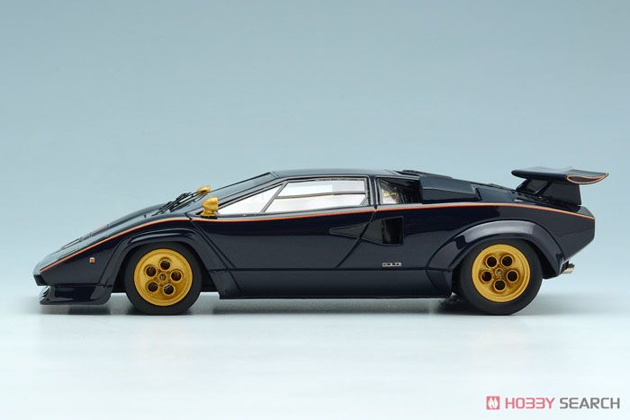 Lamborghini Countach `Walter Wolf` 3rd Recentry Ver. (現存型) (ミニカー)