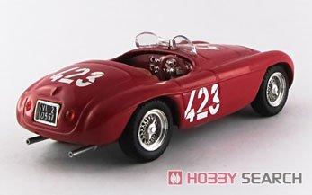 フェラーリ 166 MM バルケッタ 1952 シチリアレース #423 P. Marzotto/Marini シャーシNo.0034 優勝 (ミニカー)