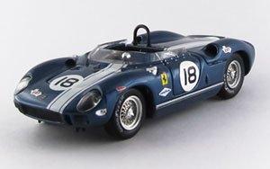 フェラーリ275P1 1965 ブリッジハンプトン #18 M. Andretti シャーシNo.0812 (ミニカー)