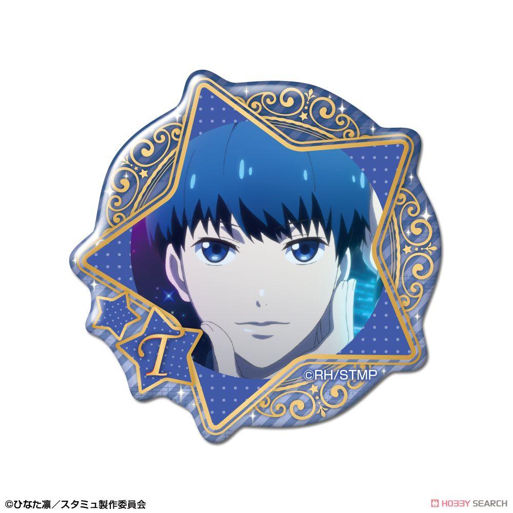 「スタミュ」ぷくっとバッジコレクションBOX Vol.2 12個セット (キャラクターグッズ)