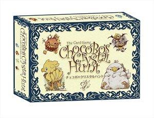 カードゲーム チョコボのクリスタルハント (キャラクターグッズ)