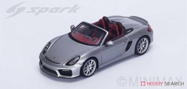 Porsche Boxster Spyder 2015 (ミニカー)