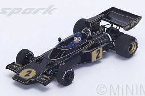 Lotus 72E No.2 Winner Race of Champions 1974 Jacky Ickx (ミニカー)