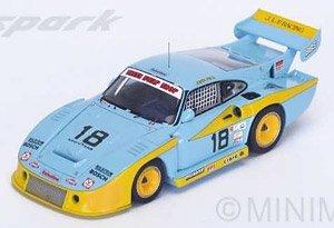 Porsche 935 JLP3 No.18 winner 12h Sebring 1982 John Parl - John Parl Jr. (ミニカー)