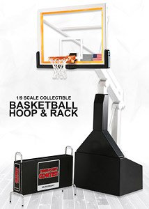 Motion Masterpiece Collectible Figure/ NBA Collection: Basketball Hoop Stand OR-1004 (Completed)