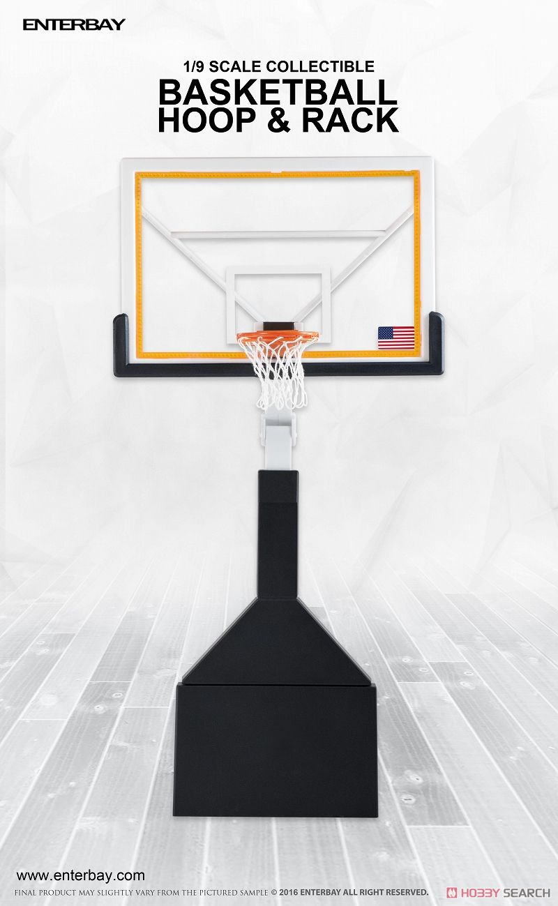 Motion Masterpiece Collectible Figure/ NBA Collection: Basketball Hoop Stand OR-1004 (Completed) Item picture2